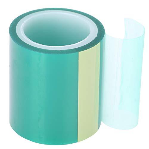 グリーン クラフトテープ 幅4cm 長さ5m DIY紙テープ レジンフレーム UVレジン ペンダント/ジュエリー製作に 宝石用具