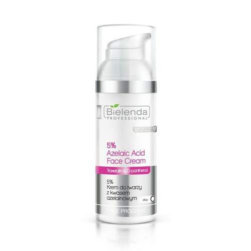 Bielenda Professional anti acne 5% crema per il viso con acido Azelaico d-pantenolo 50ml