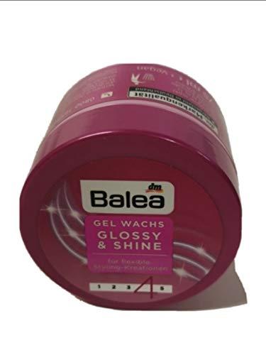 Balea Gel Wachs Glossy & Shine 75 ml Vegan