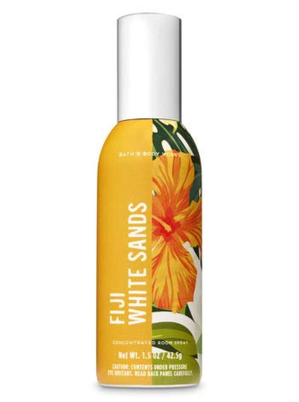 マトン強要ぶら下がる【Bath&Body Works/バス&ボディワークス】 ルームスプレー フィジーホワイトサンド 1.5 oz. Concentrated Room Spray/Room Perfume Fiji White Sands [並行輸入品]