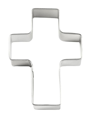 Wilton Metal Cookie Cutter Easter Cross