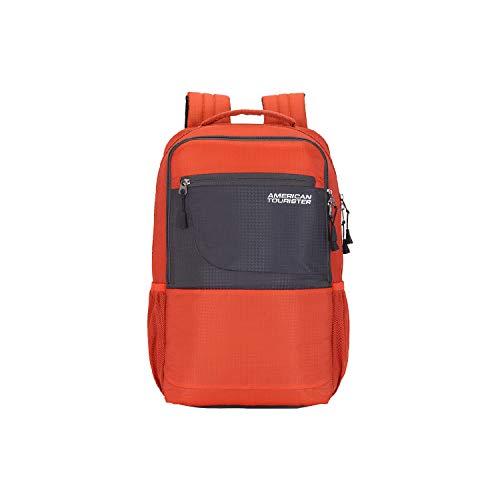 American Tourister Caspar Nxt 48 cms Rust Laptop Backpack (GM0 (0) 16 003)