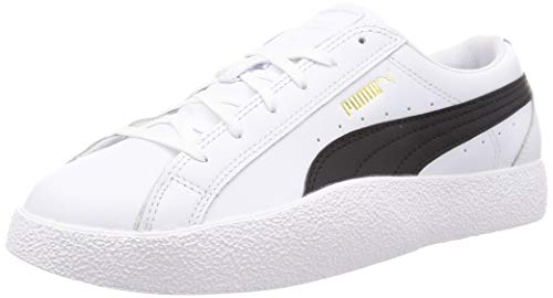 Puma Love WN S, Zapatillas Mujer, Blanco White Negro Black, 38 EU