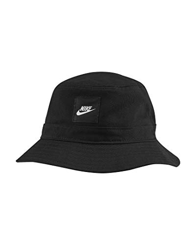 Nike Futura Bucket Hat Fischerhut (L/XL, Black)