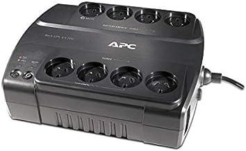 APC BE700G-AZ PowerBoard Black 27.9cm