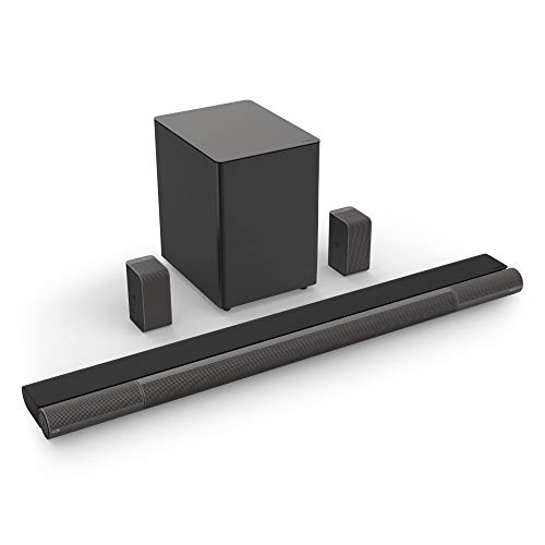 VIZIO Elevate Sound Bar for TV, Home Theater Surround Sound System for TV with Subwoofer and Bluetooth, P514a-H6 5.1.4