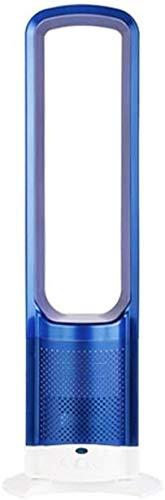XJKT Ventilador Sin Cuchillas Air Silencioso Ventilador De Pie Ruido Bajo Purificador De Aire Ion Negativo La Seguridad Ventilador De La Torre HumidificadorC-73.5x23.5x9cm(29x9x4inch)