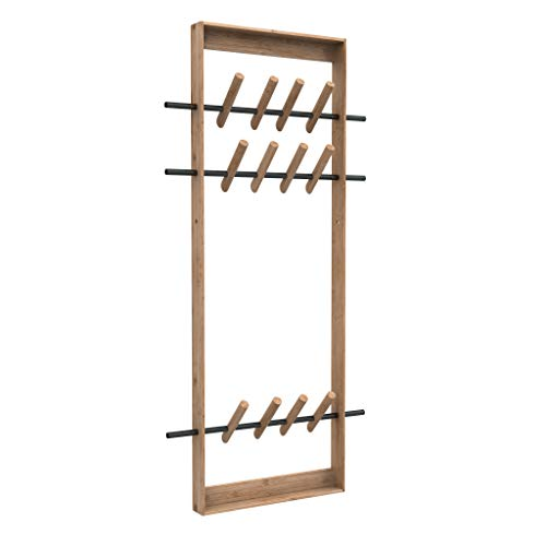 We Do Wood - Coat Frame, Bambus Natur/Stahl