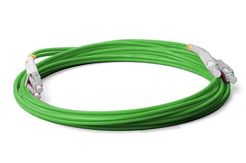 CONBIC® Cable de fibra óptica LWL, 10 m, OM5 LC a conector...