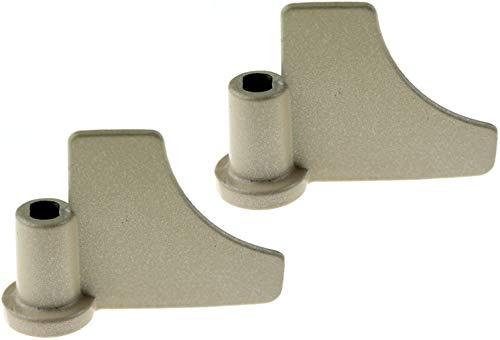 2x Knethaken Rührhaken für Silvercrest SBB 50 / SBB 850 (A1/B1/B2/D1) Brotbackautomaten