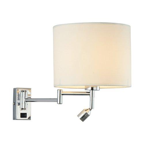 KMYX wandlamp met 2 lichtpunten, led, kleine wandlamp, wandlamp, wandlamp, metaal met schakelaar, wandlamp, wandlamp, wandlamp, wandlamp, wandlamp, wandlamp, wandlamp, wandlamp