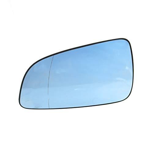 Cristal del espejo retrovisor,Tickas Cristal de espejo exterior izquierdo Cristal de espejo...