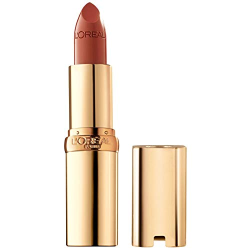 L Oreal Paris Makeup Colour Riche Original Creamy, Hydrating Satin Lipstick, 850 Brazil Nut, 1 Count