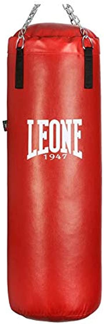 sacco boxe leone 1947 -allenamento - made in italy, unisex, adulto AT832