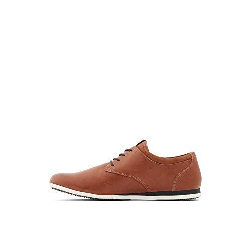ALDO Men's Aauwen-R Casual Sneaker, Light Brown, 9.5