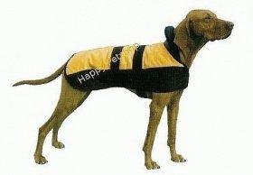 FLAMINGO Hundemantel EISBÄR gelb für Hunde 55cm