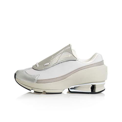 Y-3 adidas Damen Sukey EH1358 Sneakers, Grau - grau - Größe: 41 1/3 EU