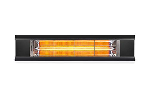 veito AERO | 2500 Watt | Design Heizstrahler | Terassenstrahler | Infrarot Strahler | Wärmestrahler | IP44