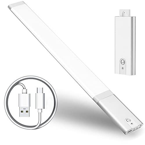 Litepro LEDライト 【サイズ:500mm】 センサーライト USB充電式 人感センサー 照明 XLサイズ LED人感センサーライト 屋内 人感 おしゃれ 室内 マグネット 廊下 玄関 人感センサー usb充電 充電式 led 感知式 防災グッズ