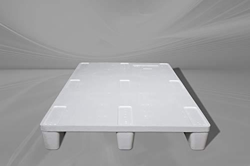 Pallet EPS 1200x800x135 Europallet Poliestireno Expandido Carga 600Kgs (4 Uds)