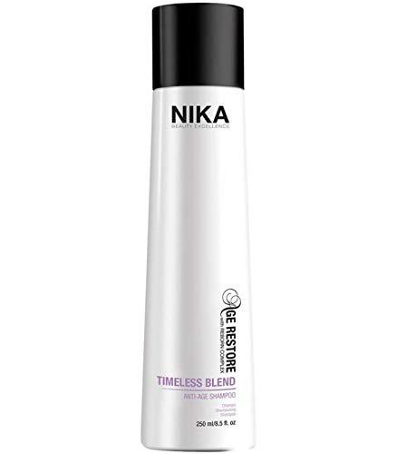 Shampoo Cabello Procesado marca NIKA