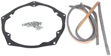 ACDelco 15-80886 GM Original Equipment Heating and Air Conditioning Blower Motor Kit with Bracket, Seals, and Bolts