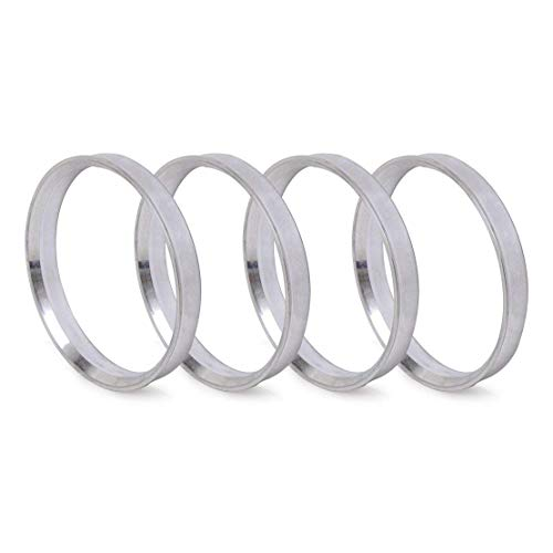 ABS Plastic Hubrings O.D:106mm I.D 77.8mm. WHEEL CONNECT Hub Centric Rings Set of 4