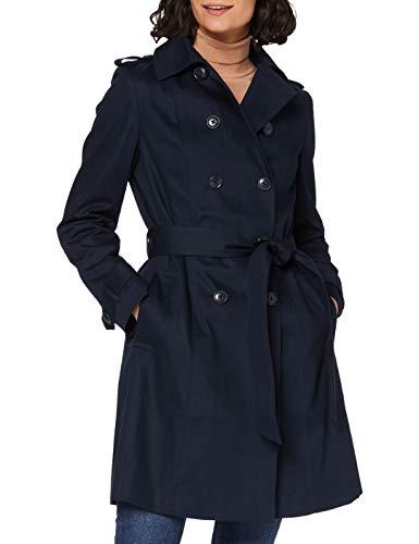 MERAKI AMWS2004 Trench Coats, Blu Marino, 50