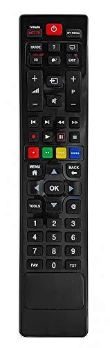 Universele afstandsbediening afstandsbediening geschikt voor GRUNDIG 22VLE7150C