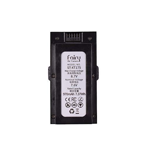 SIMTOO Fairy XT175 7.6V 970mah Battery Air Foldable Pocket GPS RC Drone Spare Parts XT175 Fairy Battery