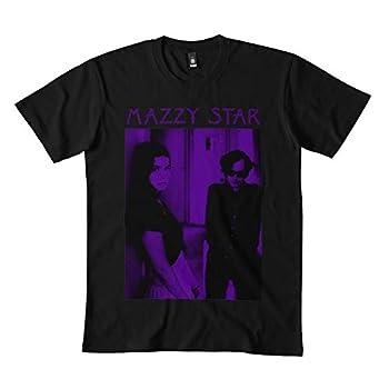Mazzy is a Star Classic T-Shirts for Men T-Shirts for Women DMN Long Sleeve T-Shirt - Hoodie - Crewneck Black