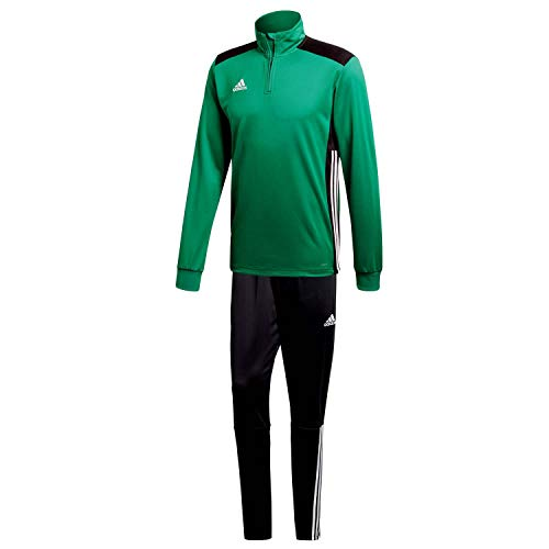 adidas Herren Trainingsanzug Regista 18 BGREEN/Black XXL