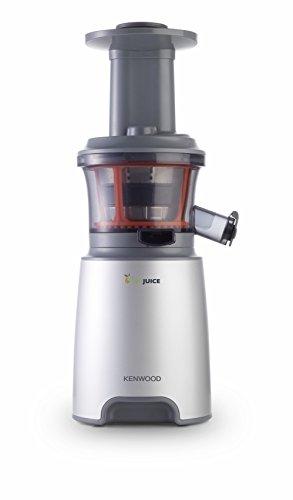 kenwood-jmp601si-purejuice-estrattore-di-succo-a-freddo-centrifuga-slow-juicer-con-accessorio-sorbetto-150-w-1-3-litri-plastica-argento