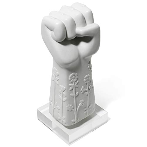 Jonathan Adler - Dekoobjekt, Skulptur, Figur - Love Hand - Porzellan - Höhe: 25,5 cm