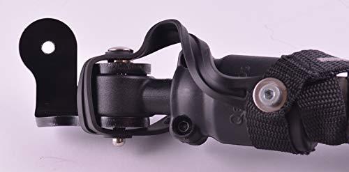 Qeridoo-Anhängerkupplung aus leichtem Alumium nur 60 Gramm Kinderanhängerkupplung passend für Qeridoo Kinderanhänger ab 2017 Fahrradanhängerkupplung zubehör passend für Anhänger der Marke Qeridoo.