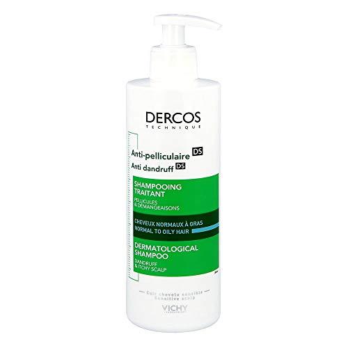 VICHY DERCOS Anti-Schuppen Shampoo fett.Kopfhaut 390 ml Shampoo