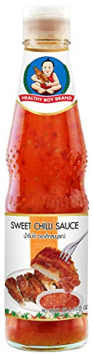 Healthy Boy Sweet Chili Sauce 12 Ounces (Pack of 1)