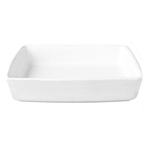 ASA Grande Auflaufform, Keramik, Weiß, 28 x 19 x 6.5 cm