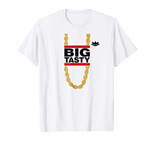 """""""Big Tasty"""" - Barry Goldbergs Alter-Ego - Retro 80's T-Shirt"""