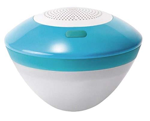 Intex Floating Pool Speaker with LED Light 28625E Blue