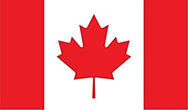 large canadian flag decals