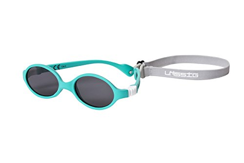 Laessig GmbH Lässig 1433007500 Sunspecs/Sonnenbrille, Aqua One Size, grün