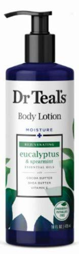 Dr Teals Eucalyptus Body Lotion - 16oz (Pack of 2)