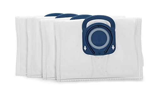 Rowenta Hygiene+ ZR200520 Staubsaugerbeutel 4 tlg., passend für Compact Power, X-Trem Power und Silence Force (RO64xx, RO63xx, RO68xx, RO39xx)
