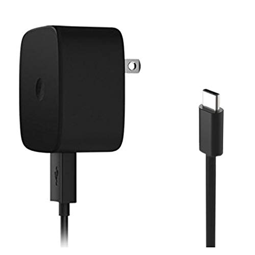 Turbo Power 15W Wall Kit Works for Xiaomi Mi 10T with QC 2.0 USB Type-C Super Cable!