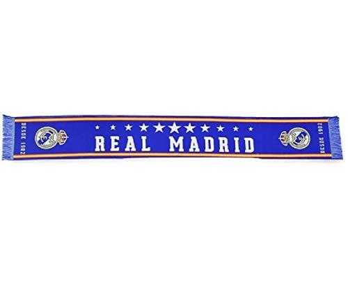Bufanda DE Producto Oficial Real Madrid (Desde 1902)