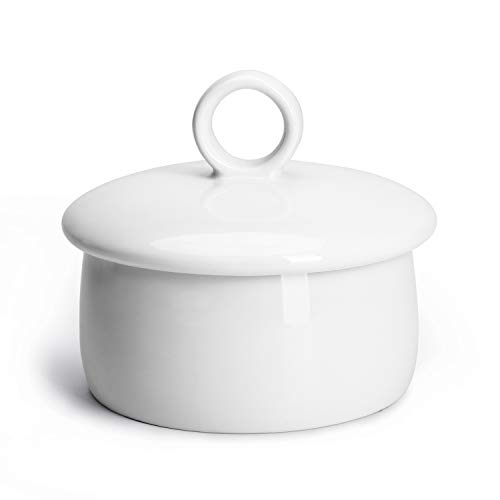 butter bell crocks with spreader - 8