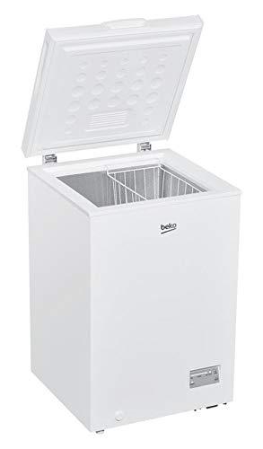 BEKO Congelador Horizontal CF100WN 84,5x54,5x54,5 A+ 100L
