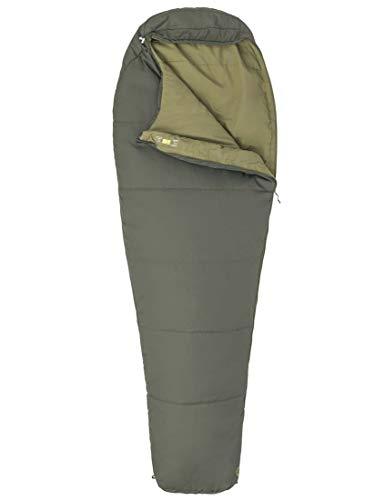 Marmot Unisex's Nanowave 35 Mummy, Extra Long, Light 3 Seasons Sleeping Bag, Ideal for Camping and Trekking, Crocodile