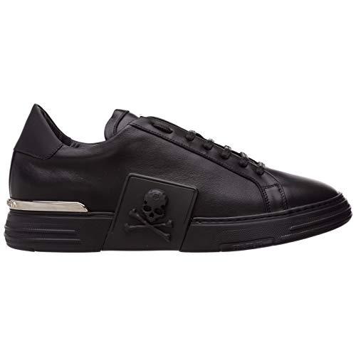 Philipp Plein Hombre Phantom Kick$ Zapatillas Black
